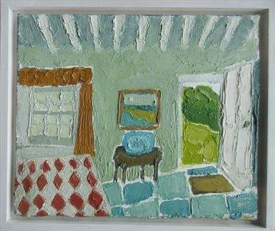 Devon Cottage Interior