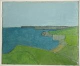 Ayrmer Cove by Richard Burt, Painting