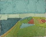Beesands by Richard Burt, Painting, Oil on canvas
