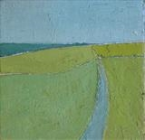 The Warren, Bolt Head by Richard Burt, Painting, Oil on canvas